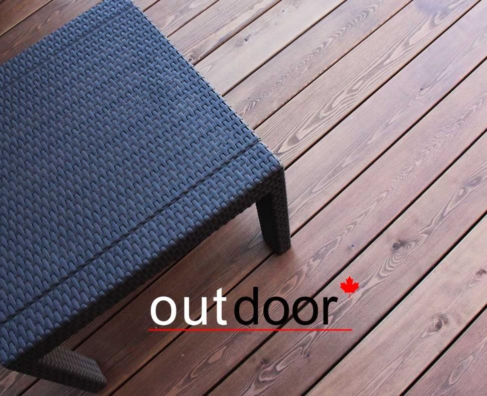 Террасная доска Outdoor